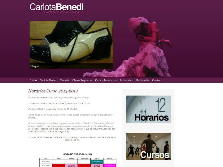 Carlota Benedi