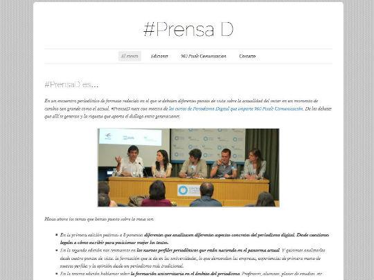 Prensa D m