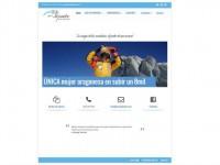 Diseño web para Marta Alejandre