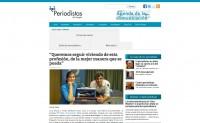 Entrevista en la web de la Asociación de Periodistas de Aragón
