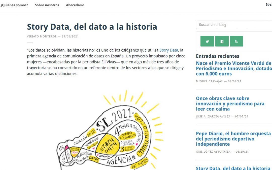 Artículo profesional | Análisis sobre Story Data