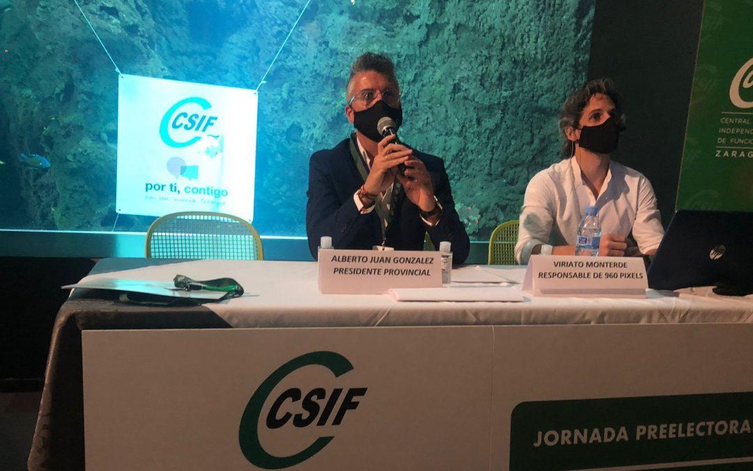 Masterclass en CSIF | Claves de la comunicación actual